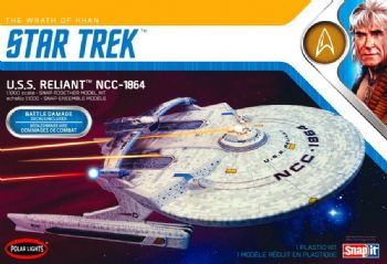 Star Trek U.S.S. Reliant Wrath of Khan Edition (2020 edition) 1:1000 scale